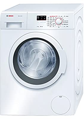 BOSCH 6.5KG FRONT LOAD WAK20065IN WHITE