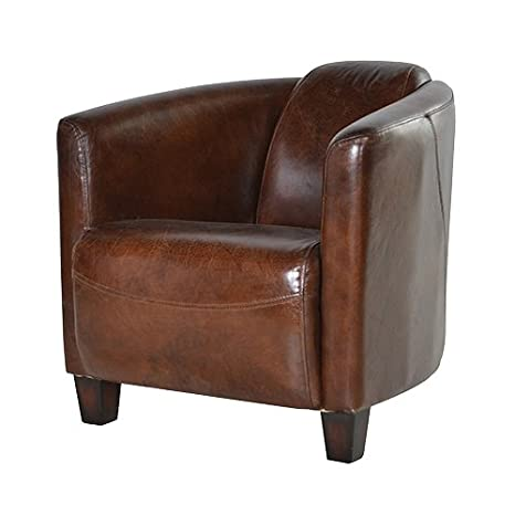Marlborough Vintage Leather Armchair