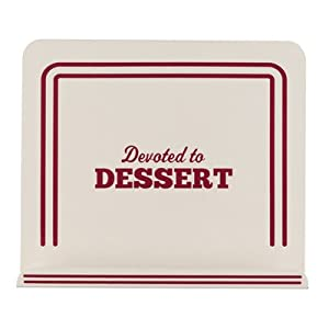 "Cake Boss ""Devoted to Dessert"" Cookbook Stand"
