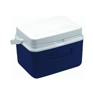 Rubbermaid Cooler / Ice Chest, 5-quart, Blue