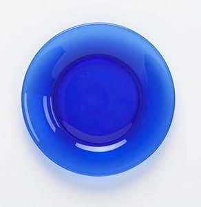 Mosser Glass Dinner Plate in Cobalt Blue - 10 Inch