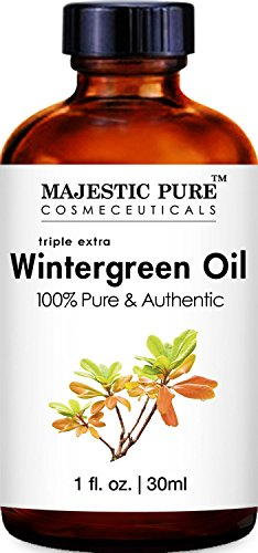 Majestic-Pure-Wintergreen-Essential-Oil-100-Pure-and-Natural-Therapeutic-Grade-1-Fluid-Ounce