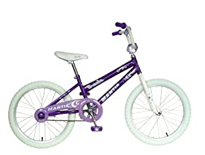 Mantis Girls' Ornata 20-Inch Bike
