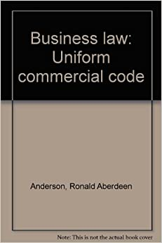 the uniform commercial code Uniform commercial code the uniform commercial code section of the division of corporate & consumer services at the department of financial institutions examines and files documents under the uniform commercial code, including statements of business indebtedness, consignments, terminations, and financing statements and maintains.