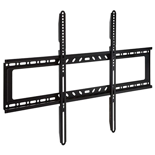 MOUNT FACTORY Universal Fixed Low Profile TV Wall Mount Bracket for 42-65 inch TV