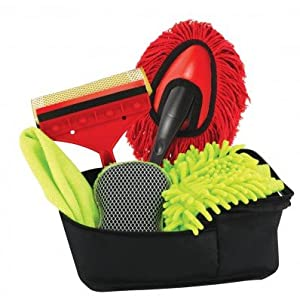 7-piece Car Wash Set