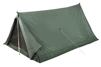 Stansport Scout Forest Green 6ft 6in X4ft 6in X 3ft Backpack Tent