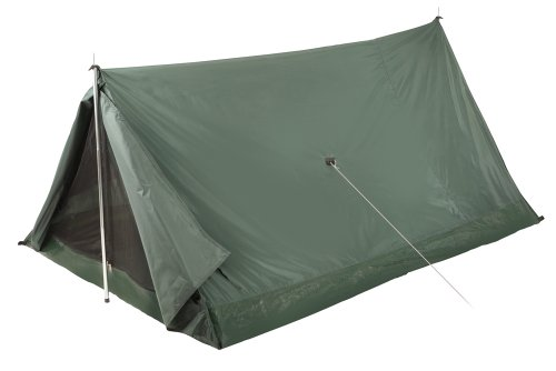 "Stansport ""Scout"" Backpack Tent (Forest Green, 6-Feet 6-Inch X4-Feet 6-Inch X 3-Feet), Outdoor Stuffs"