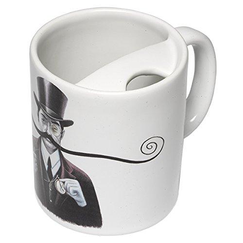 Bucardo Mustache Mug (Mustache Cup compare prices)