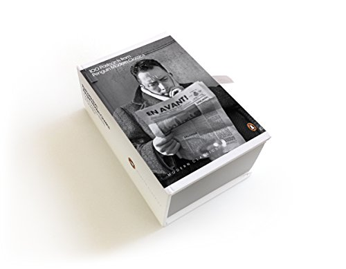 One Hundred Writers in One Box: Postcards from Penguin Modern Classics