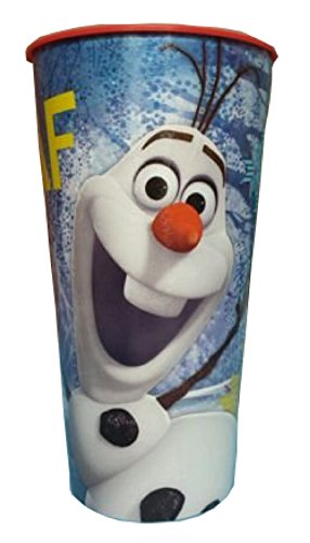 Disney Frozen Olaf 32 Oz Party Cup By Designware - 1