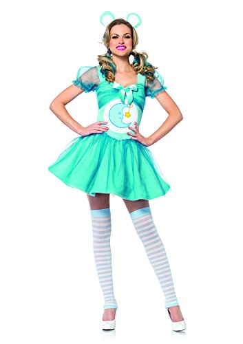 Care Bear Bedtime Bear Adult Costume - S, M, L