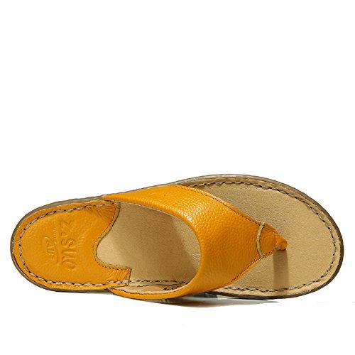 Flip Flops & Thongs, Infradito donna, Multicolore (E), Lunghezza 24.3 cm (9.6Inch)