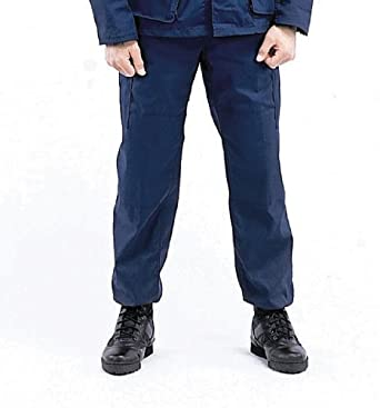 Midnight Navy Blue Bdu Pant