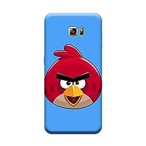 CaseLite Premium Printed Mobile Back Case Cover With Full protection For Samsung S6 Edge Plus (Designer Case)