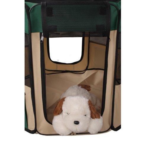 Soft Pet Playpen front-1035513