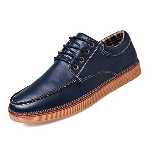 YUE Chaussures de plate-forme simple mode pour l'automne/hiver/chaussures de loisirs de sport/Chaussures de marée d'Angleterre