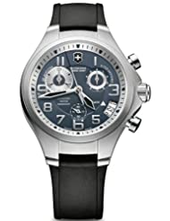 Victorinox Swiss Army Men's 241465 Base camp Black Chronograph Dial Watch Watch
