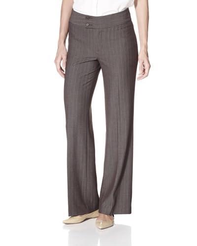 NYDJ Women's Double-Button Trouser