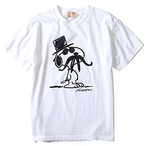 (ジョーイファクトリー)JOEY FACTORY/スヌーピー/PEANUTS/プリントTシャツ/21026
