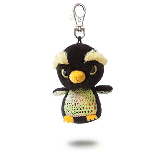 aurora-world-macaronee-the-penguin-yoohoo-and-friends-backpack-clip-black-yellow-orange