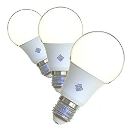 NGP LED Light Bulb, White with e-book of Energy-Saving Tips