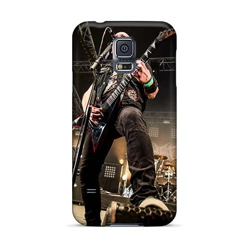Samsung Galaxy S5 Pqu5457yxZD Custom Stylish Loudblast Band Series Perfect Hard Cell-phone Cases -JasonPelletier