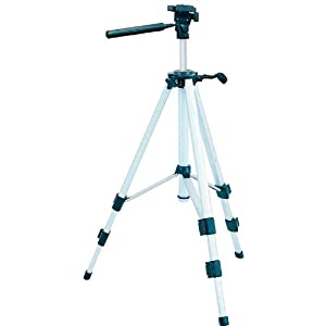 Invero® Professional Travel Lightweight Tripod with 3 Way Pan plus Carry Case ideal for Nikon D5100