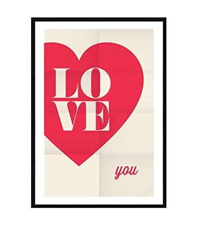 Really Nice Things Cuadro Love You