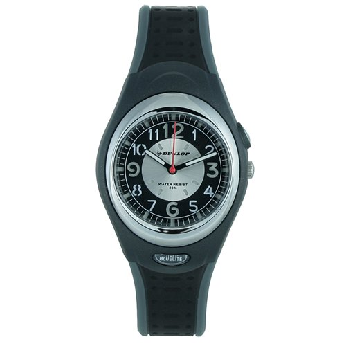 Dunlop Women's Casual Rubber Watch
