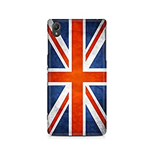 Ebby Britain Flag Premium Printed Case For Sony Xperia Z2 L50W