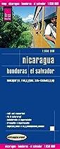 Nicaragua & Honduras & El Salvador rkh r/v (r) wp GPS