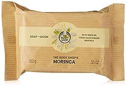 The Body Shop Moringa Soap, 100g