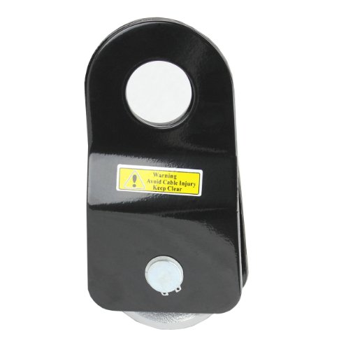 Buy Discount Tuff Stuff Snatch Block 10 Ton 20,000 Lbs