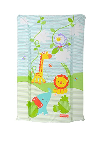 Fisher Price Rainforest Friends Changing Mat By Fisher-price