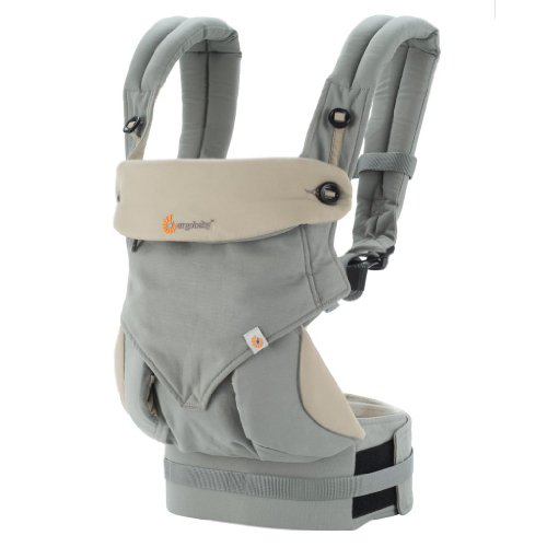 Find Cheap ERGObaby Four Position 360 Baby Carrier, Grey