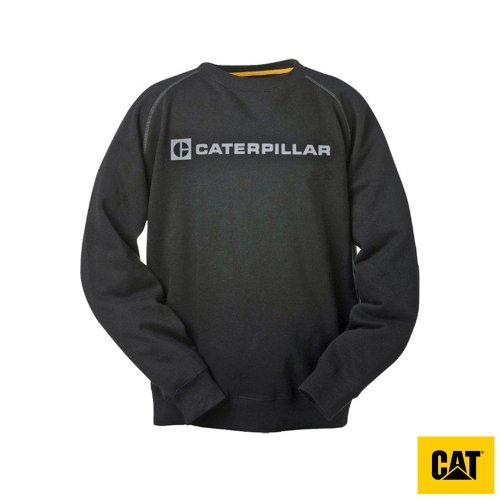 Caterpillar Logo Mens Sweatshirt