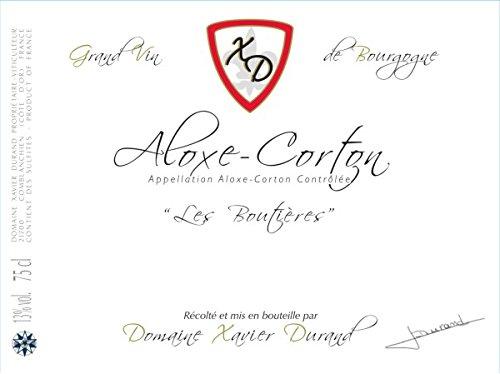 2011 Domaine Xavier Durand: Aloxe-Corton Les Boutieres 750 Ml