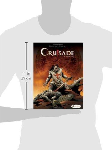 Crusade, Tome 1 : Simoun Dja