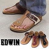 エドウィン EDWIN EW9178 メンズ フットベットサンダル ★50%OFF!★