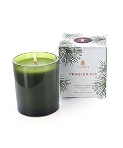 Thymes Frasier Fir Seasonal Poured Candle