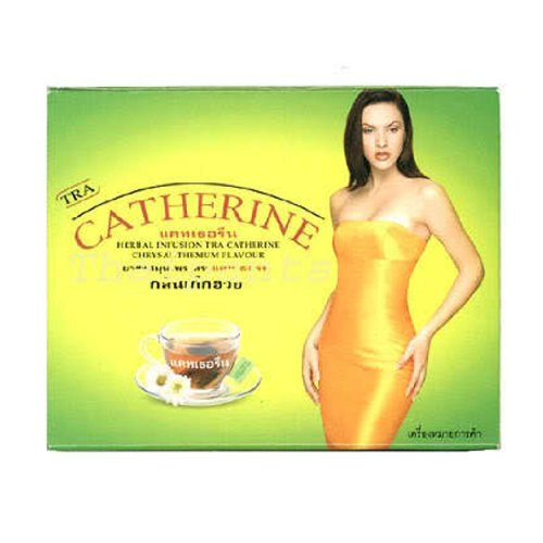 Thaismile : Catherine Slimming Herbal Tea Weight Loss Chrysanthemi
