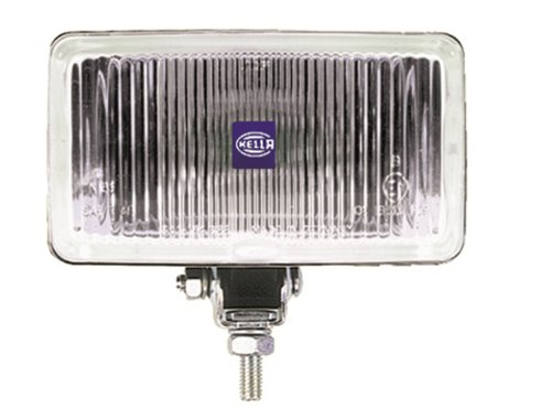 Hella 005860001 450 Series 55 Watt 12 V H3 Type Single Fog Lamp
