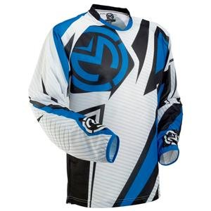 Moose Racing Youth Sahara Jersey - Large/Blue
