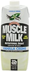 CytoSport Muscle Milk Ready-to-Drink Shake Vanilla Creme