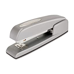 Swingline Stapler, 747, Business, Manual, 25 Sheet Capacity, Desktop, Grey (74734)