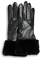 UGG Australia Women's Classic Long Leather Glove Leather