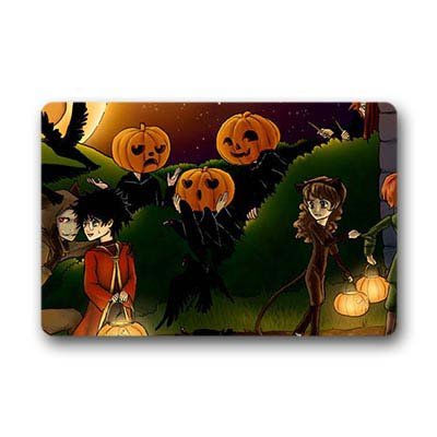 "Dalliy Halloween Zerbino Personalizzato Doormat 23.6""x15.7"" about 59.9cmx39.8cm"
