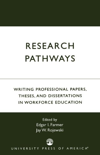Research Pathways: Writing Professional Papers, Theses,...