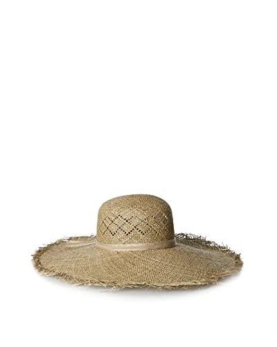 Il Cappellaio Women's Straw Hat, Natural